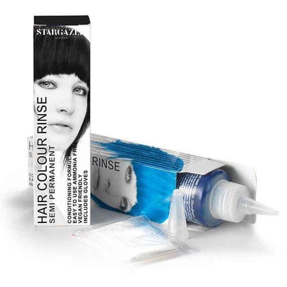 toner do włosów CZARNY