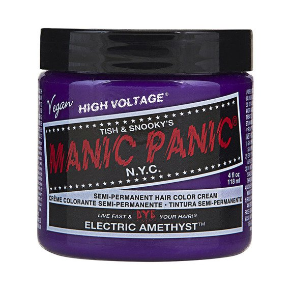 toner do włosów MANIC PANIC - ELECTRIC AMETHYST