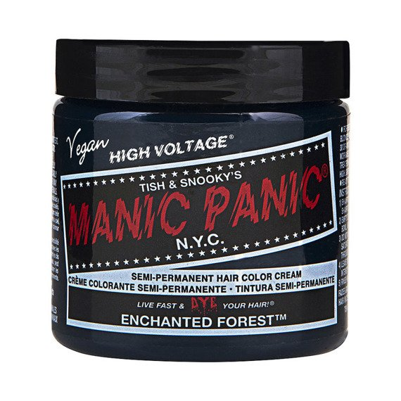 toner do włosów MANIC PANIC - ENCHANTED FOREST