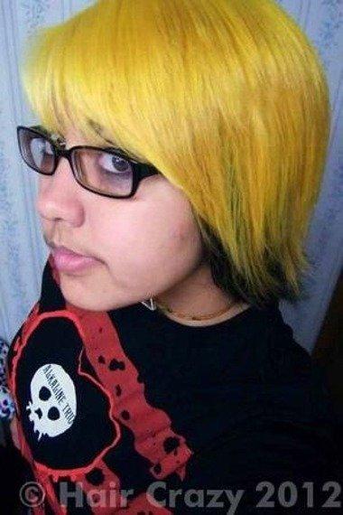 toner do włosów PRAVANA YELLOW