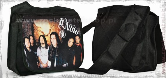 torba na ramię ILL NINO - BNAD  (offset)