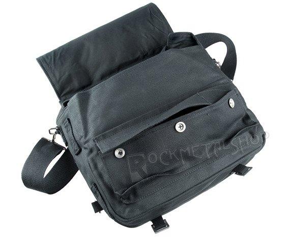 torba na ramię antracyt, duża