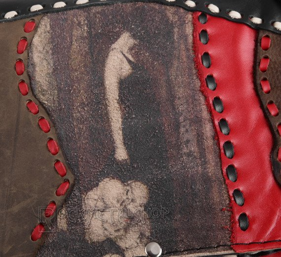 torba skórzana GRIM SHOPPING