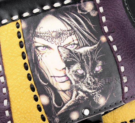 torba skórzana WITCH & CAT
