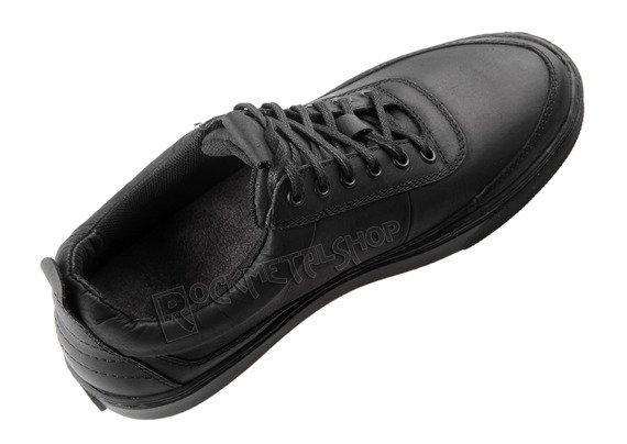 trampki ALTERCORE czarne (BASIL BLACK)