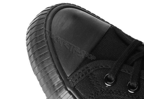 trampki ALTERCORE czarne (RODAN BLACK)