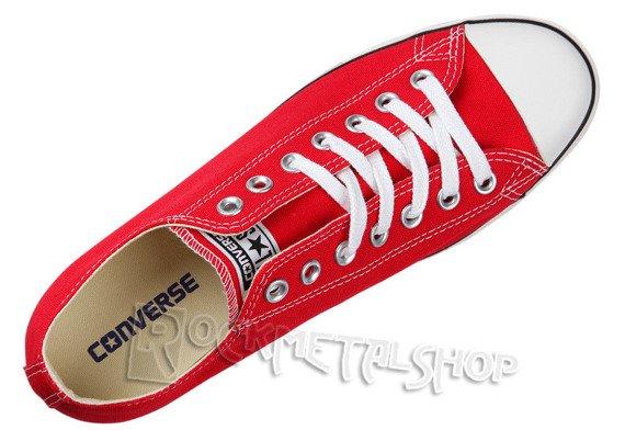 trampki CONVERSE - CHUCK TAYLOR ALL STAR CT LEAN OX RED