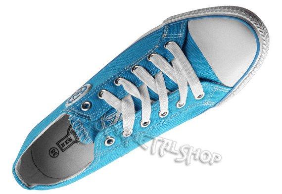 trampki NEW AGE - BABY BLUE (083)
