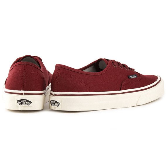 trampki VANS - AUTHENTIC SPORT VINTAGE OXBLOOD RED