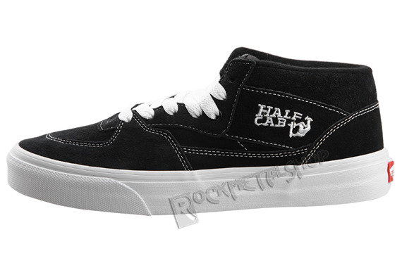 trampki VANS - HALF CAB BLACK