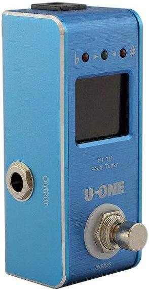 tuner podłogowy chromatyczny U-ONE U1-TU