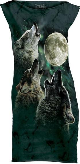 tunika THE MOUNTAIN - 3 WOLF MOON