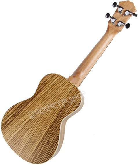 ukulele koncertowe MELLOW Zebrano UKCB-ZB