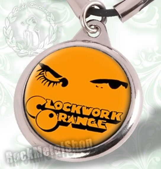 wisior CLOCKWORK ORANGE OCZY