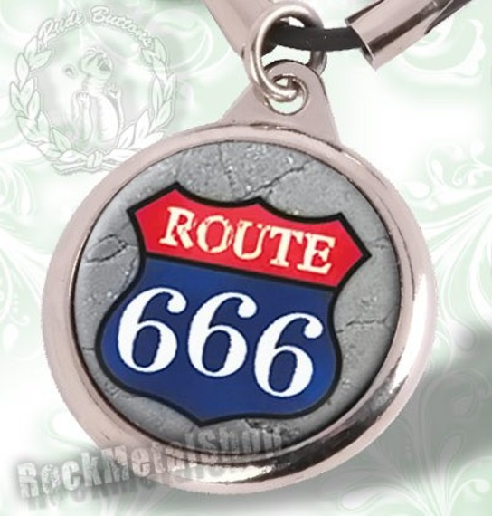 wisior ROUTE 666