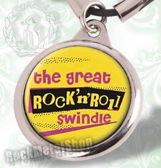 wisior THE GREAT ROCK 'N' ROLL SWINDLE