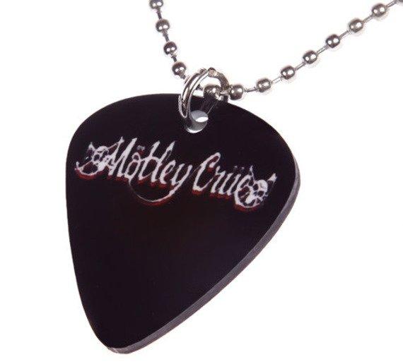wisior kostka gitarowa MOTLEY CRUE