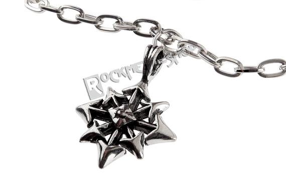 wisior + łańcuch CHAOS STAR