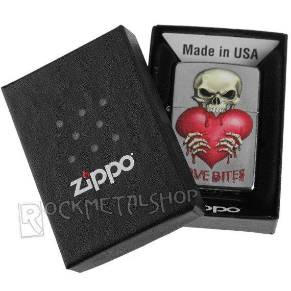 zapalniczka ZIPPO - LOVE BITES