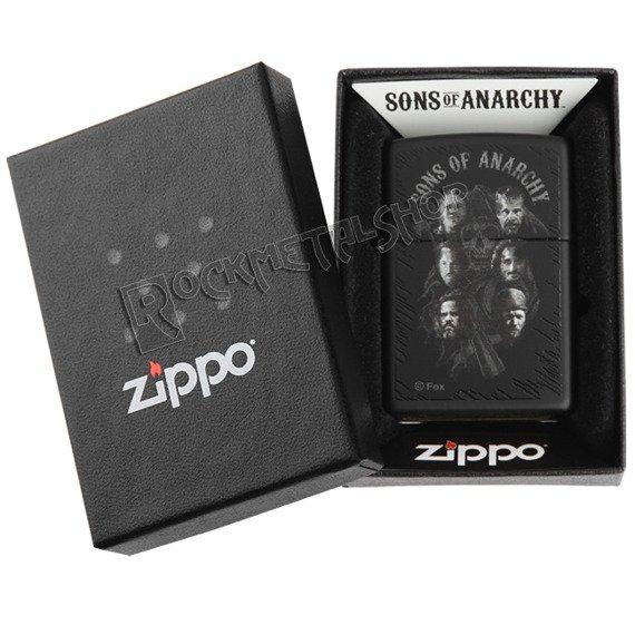 zapalniczka ZIPPO - SONS OF ANARCHY
