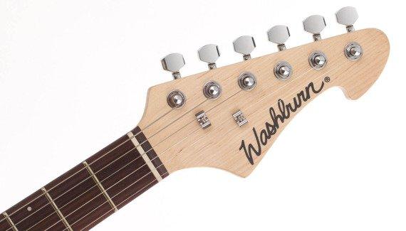 zestaw gitarowy WASHBURN X15(TS) PACK sunburst