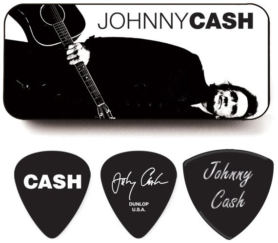 zestaw kostek JOHNNY CASH - LEGEND (JCPT02H)