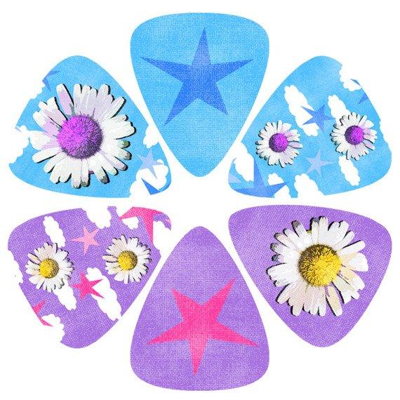 zestaw kostek PERRI'S FLOWERS LP-PL19 (6 szt)