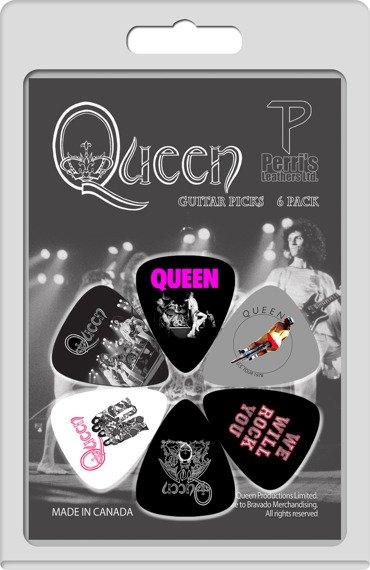 zestaw kostek QUEEN LP-QN3 (6 szt)