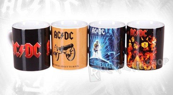 zestaw kubków AC/DC mini espresso 100 ml