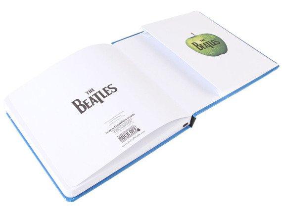 zeszyt THE BEATLES - HARD DAYS NIGHT