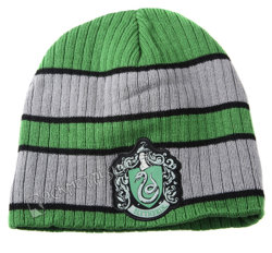 czapka zimowa HARRY POTTER - SLYTHERIN