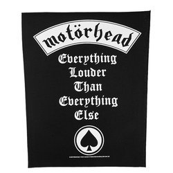 ekran MOTORHEAD - EVERYTHING LOUDER