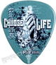 kostka gitarowa ROCK PICK - CHOOSE LIFE