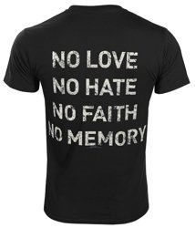 koszulka  MAYHEM - NO LOVE NO HATE