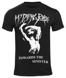 koszulka  MY DYING BRIDE - TOWARDS THE SINISTER