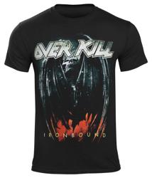 koszulka OVERKILL - IRONBOUND