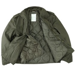 kurtka M65 US-FIELDJACKET kolor oliwkowy