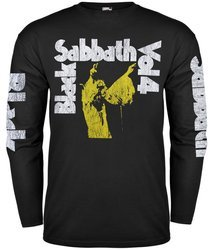 longsleeve BLACK SABBATH - VOL 4