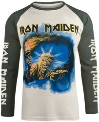 longsleeve IRON MAIDEN - SOMEWHERE BACK IN TIME