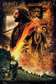 plakat THE HOBBIT - DESOLATION OF SMAUG FIRE